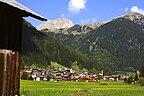 Włochy - Przełęcz Pordoi