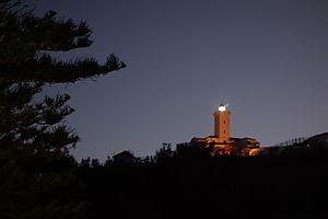 Cape St. Blaize Lighthouse - Image: Cape St Blaize lighthouse, Mossel Bay – South Africa by Talkrabb
