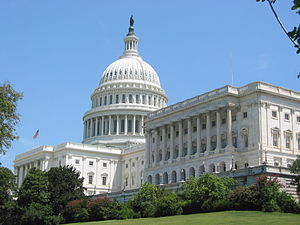 History of modern period domes - The United States Capitol.