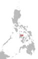 Capiznon language map.png