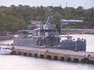 Dominican Navy - PM-204 Capotillo