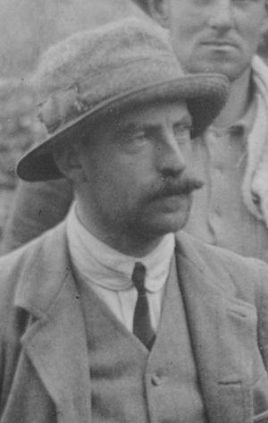 Arthur Algernon Dorrien-Smith - Captain Dorrien-Smith in 1907