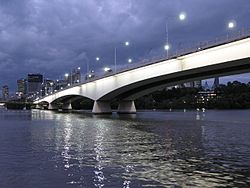 Captain Cook Bridge at dusk, Brisbane.jpg