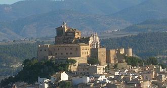 Caravaca de la Cruz - Castle and Basilica Santa Cross