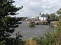 Cardiff Bay and Norwegian Church - geograph.org.uk - 1462112.jpg