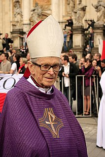 Franciszek Macharski Polish Cardinal of the Roman Catholic Church