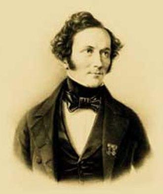 Carl Theodor Ottmer - Carl Theodor Ottmer (date unknown)