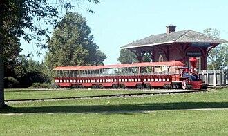 Morrisburg, Ontario - Upper Canada Village in Morrisburg, Ontario