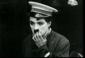 The Bank (1915 film) - Screenshot from the film