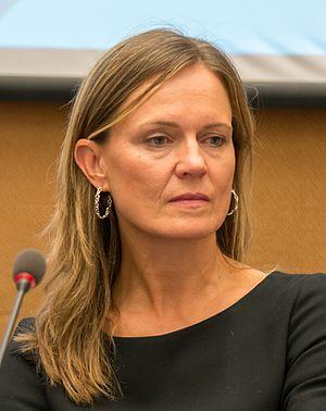 Caroline Kende-Robb - Caroline Kende-Robb at UNCTAD meeting in 2014