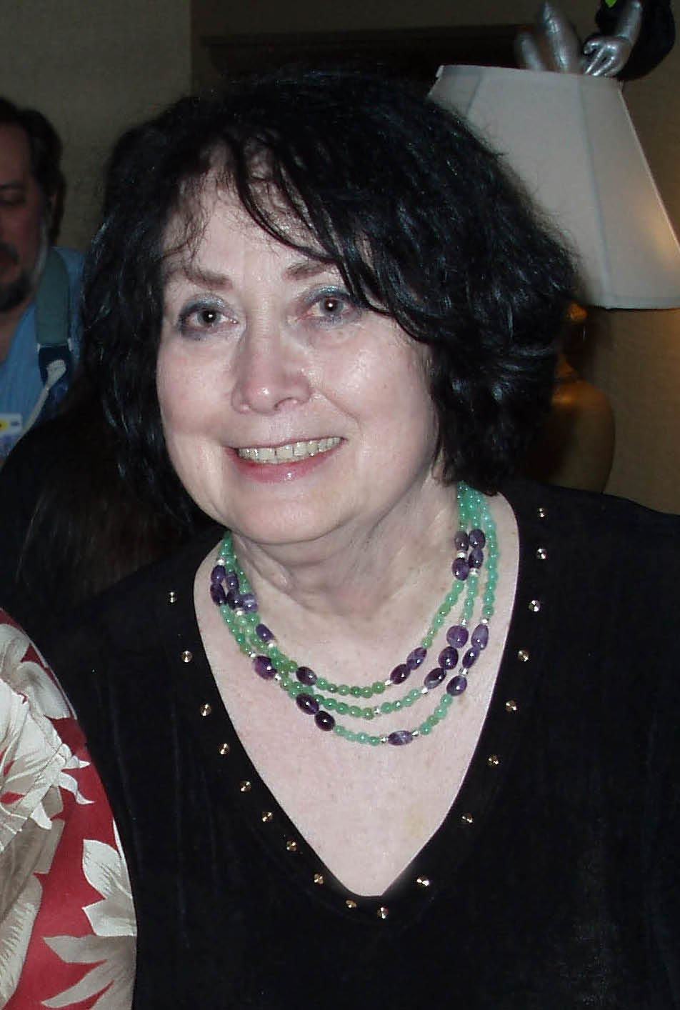 Cherryh at NorWesCon in 2006