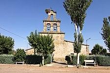 Carrascal de Barregas, Iglesia, espadaña.jpg