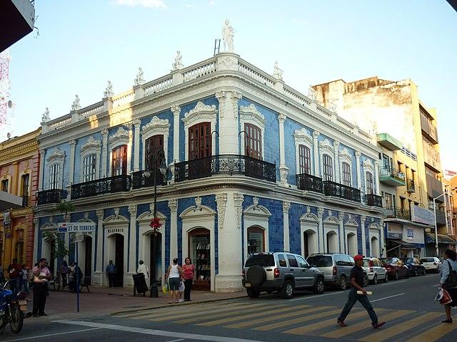 File casa de los wikimedia commons for La casa de los azulejos