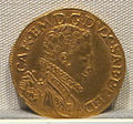 Casa savoia, carlo emanuele I duca, oro, 1580-1630, 01.JPG