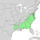 Castanea pumila range map 1.png