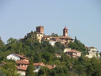 Castellero - Image: Castellero