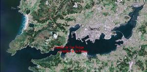 Ferrol Expedition (1800) - Image: Castillosferrol