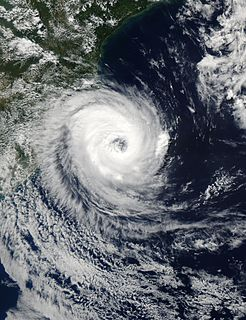 Hurricane Catarina South Atlantic tropical cyclone of March 2004