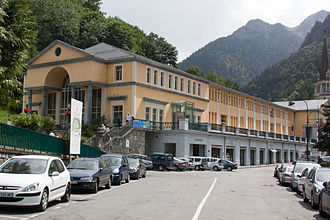 Cauterets - The Baths of César