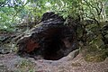 Cave in The Dungeon, Thurstaston 3.jpg