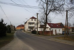 Center of Odunec, Třebíč District.jpg