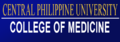 Central Philippine University College of Medicine Banner.png