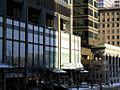 Centre Eaton Montréal, accès sur McGill College (Montréal) 2006-01-27.JPG
