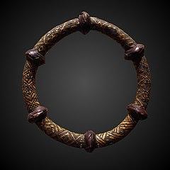 Congo ceremonial circle