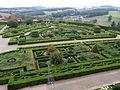 Château de Hautefort, formal gardens (20631540271).jpg