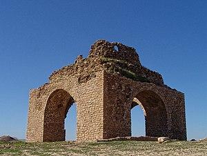 Chahartaq (architecture) - Image: Chahar Taqi Kheir Abad Darafsh (4)