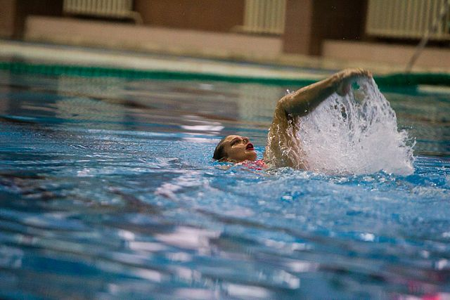 Championship of the North-West Federal District in synchronized swimming (2016-10-20) 13.jpg