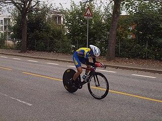 Chaniporn Batriya Cyclist