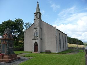 Eskdalemuir - Eskdalemuir parish church