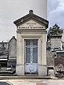 Chapelle Funéraire Famille Marinier Cimetière Ancien Vincennes 2.jpg
