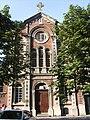 Charleroi - Bd Audent - Temple protestant de face.jpg