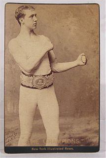 Charley Mitchell (boxer) British boxer