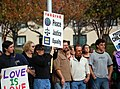 Charlotte Rally Against Prop 8 (3033083935).jpg