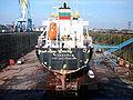 Chassiron dry dock stern.jpg