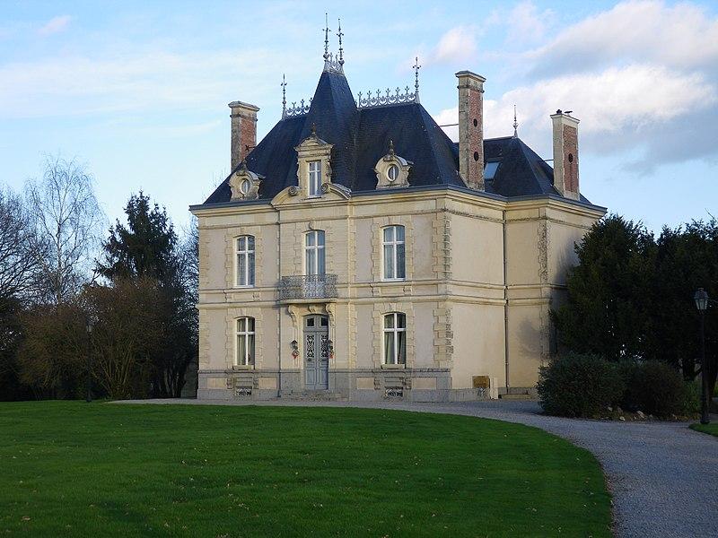 Chateau a La Roe