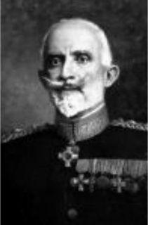 Georgios Hatzianestis Greek general