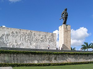 Santa Clara, Cuba - Che Guevara's Monument and Mausoleum