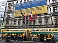 Checkpoint Charlie Museum urges Russian President Vladimir Putin to abandon his geopolitical ambitions and set Ukraine free.jpg