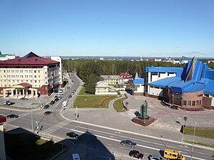 Khanty-Mansiysk - Chekhov Street