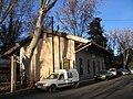 Chemins de fer de l'Hérault - Pézenas gare côté cour.jpg
