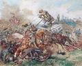 Cherubin Gniewosz in the battle of Suceava 1497.png