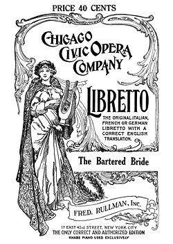 Chicago Civic Opera Libretto for Bartered Bride.jpg