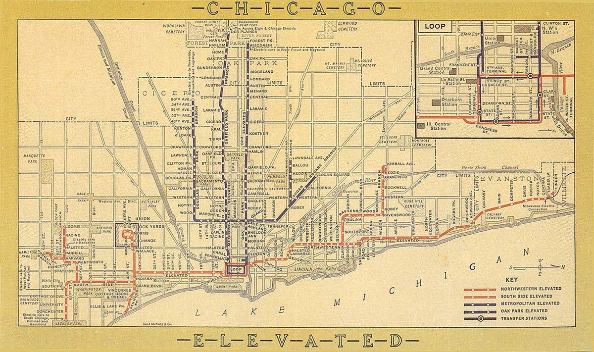 Chicago Rapid Transit Company Wikipedia