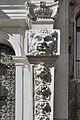 Chiesa dell'Ospedaletto mascherone a Venezia.jpg
