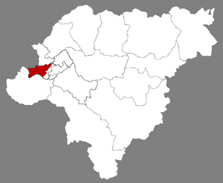 Daoli District District in Heilongjiang, Peoples Republic of China