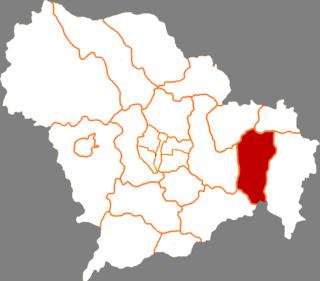 Jinzhou, Hebei County-level city in Hebei, Peoples Republic of China
